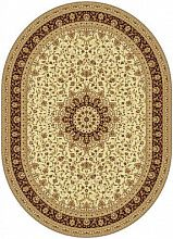 Ковер FLOARE-CARPET шерстяной Floare ISFAHAN 207-1149 ОВАЛ