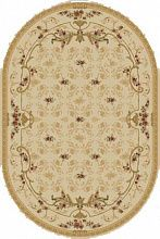 Ковер FLOARE-CARPET шерстяной Floare ROCAILLE 315-1126 ОВАЛ